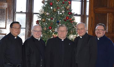 New Sulpician Provincial and Consultors