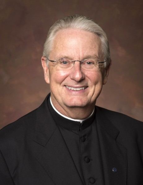 Fr. Phillip J. Brown, P.S.S., President Rector
