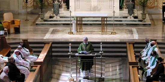 Mass of Gratitude for Renovation Completion-9/10/2021